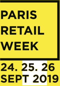 Paris Retail Week - 24.25.26 sept. 2019
