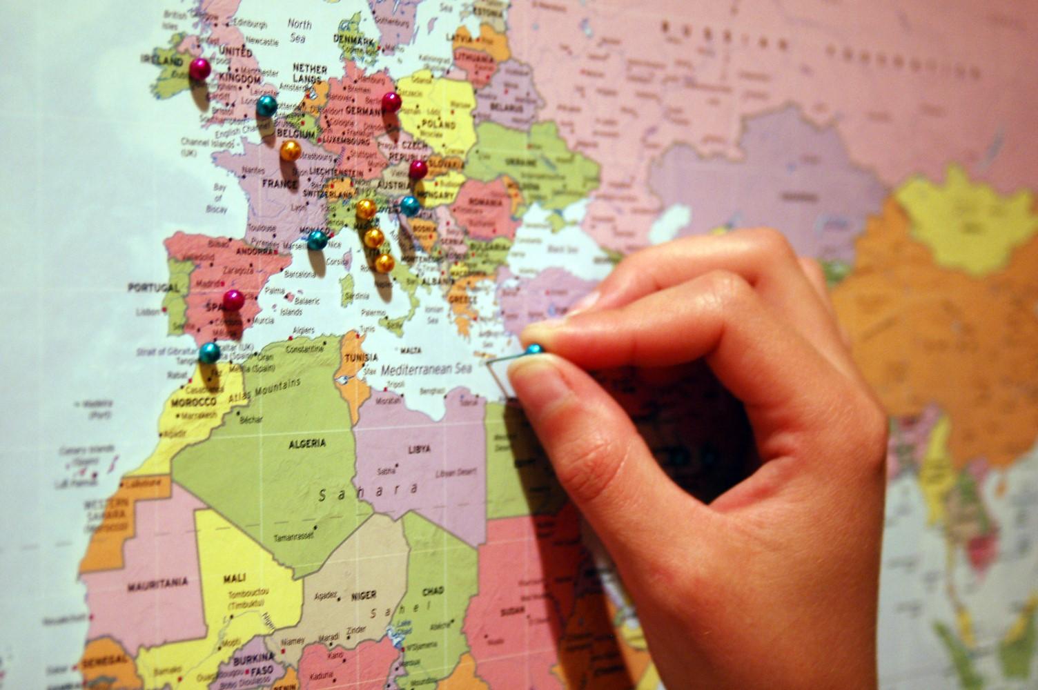 sales territory sectorization