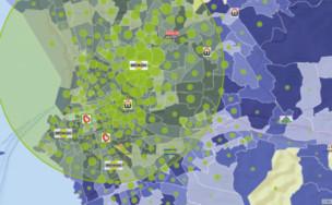 Location Analytics - big data