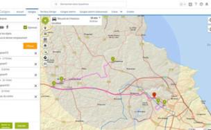 Optimisation de tournées - Galigeo