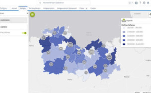 Salesforce Map : détecter les zones à fort potentiel