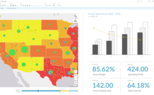 SAP Business Objects - dashboard