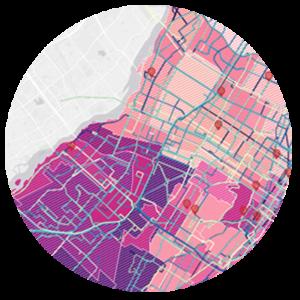 Créer des geomaps de vos données avec Galigeo For IBM Cognos