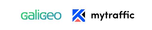 Logos de Galigeo et Mytraffic
